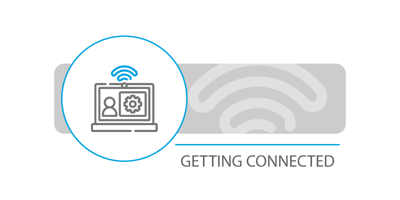 Getting Connected image