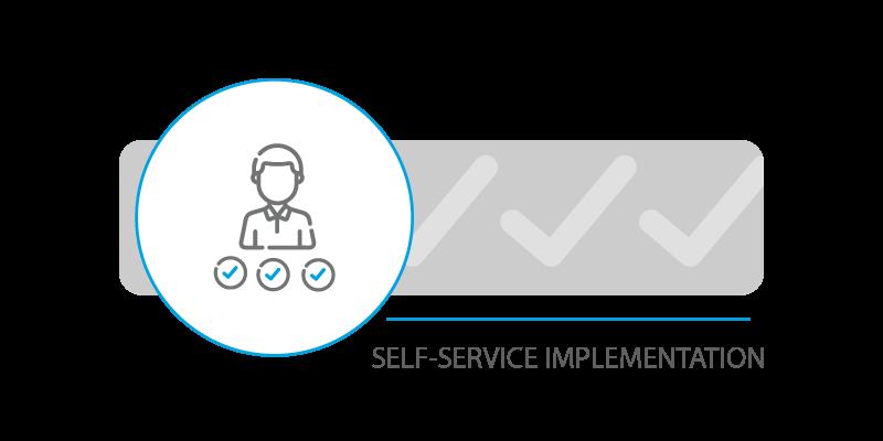 Self-Service Implementation image